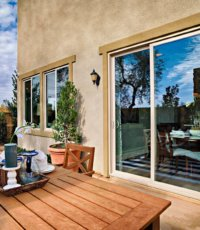 modern glass sliding doors